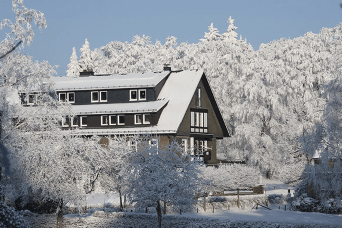 Gasthaus Tröster Winter