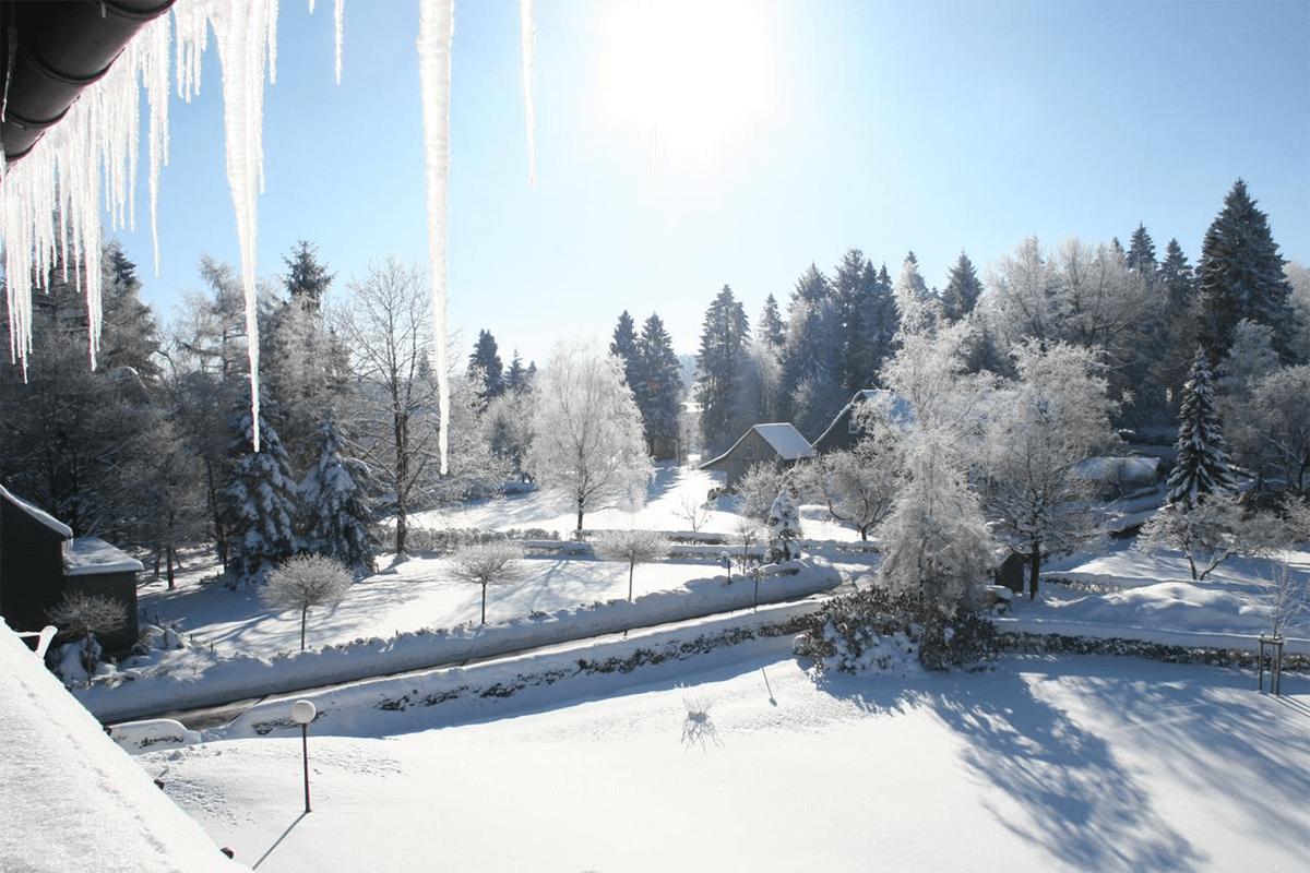 Schnee Tröster